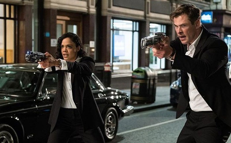 Mira el primer tráiler de 'Men in Black: International'