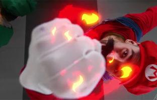 Dobles de acción de 'Avengers: Endgame' le rinden tributo a 'Super Smash Bros.'
