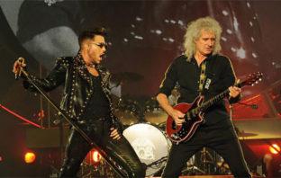 Queen y Adam Lambert anuncian gira tras el éxito de 'Bohemian Rhapsody'
