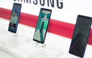 El Samsung Galaxy A9 aterriza en Ecuador gracias a Claro