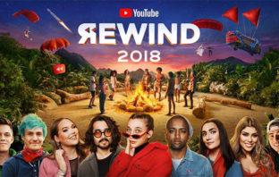 YouTube Rewind 2018: estos fueron los videos más vistos del año