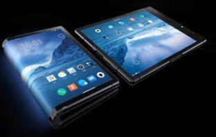 VÍDEO: Así es FlexPai, el primer smartphone flexible del mundo