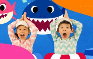 'Baby Shark', entre las 100 canciones más escuchadas de Billboard