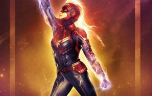 'Captain Marvel' ingresa al top 25 de las películas más taquilleras de la historia