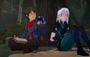 Segunda temporada de 'The Dragon Prince' ya tiene fecha de estreno en Netflix