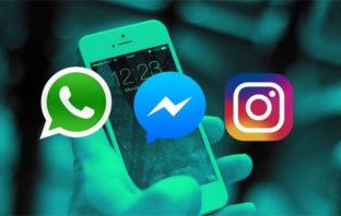 Facebook planea fusionar los chats de Instagram, WhatsApp y Messenger