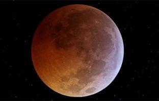 Eclipse total de superluna de sangre se podrá ver en Ecuador
