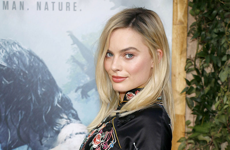 Margot Robbie será Barbie en su adaptación live-action