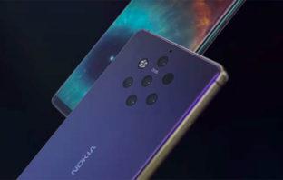 Un vídeo filtrado muestra al detalle el Nokia 9 PureView y sus cinco cámaras