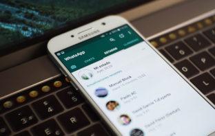 WhatsApp podría implementar el bloqueo con huella dactilar
