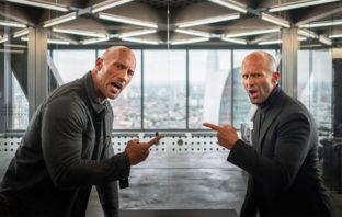 'Hobbs & Shaw': mira el primer tráiler del spin-off de 'Fast & Furious'