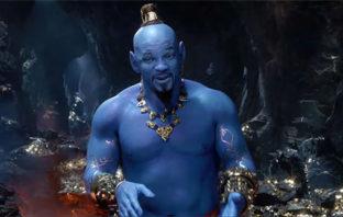 Will Smith hace su debut oficial como el Genio en el nuevo tráiler de 'Aladdin'