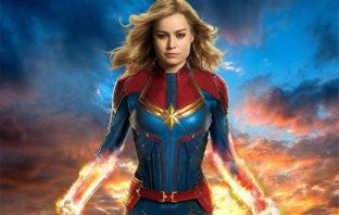 Nuevos adelantos de 'Captain Marvel' y 'Avengers: Endgame' durante el Super Bowl