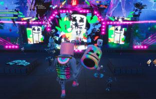 El primer show virtual en 'Fortnite' reunió a más de 10 millones de gamers