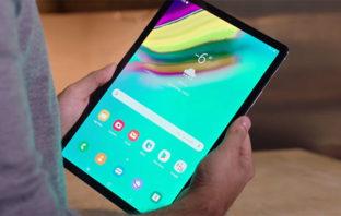 Galaxy Tab S5e: Samsung mantiene vivo el mercado de las tablets