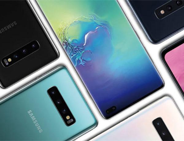 !Adiós al notch! Samsung presenta el Galaxy S10 y S10+