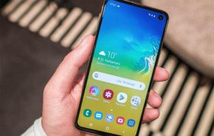 Samsung Galaxy S10e, el nuevo rival del iPhone XR