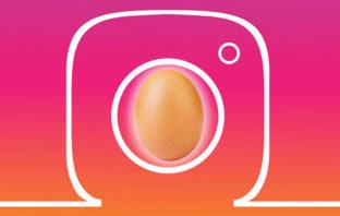 La historia detrás de la foto del huevo que rompió el récord en Instagram