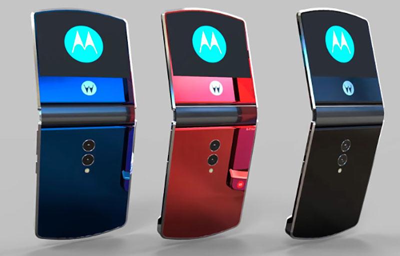 Vídeo conceptual del Motorola RAZR 2019: plegable con pantalla flexible