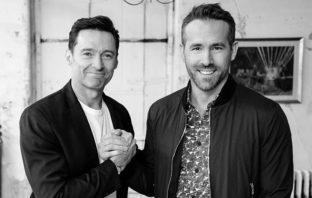 El divertido vídeo donde Ryan Reynolds y Hugh Jackman ¿hacen las paces?