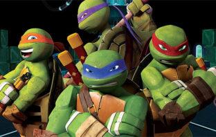 Las 'Tortugas Ninja' tendrán una película animada en Netflix