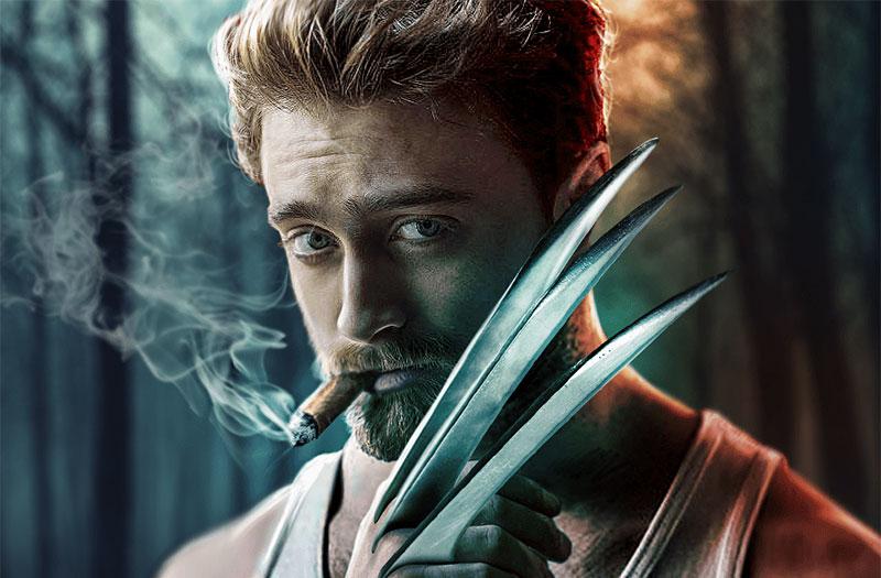 Daniel Radcliffe contesta a los rumores sobre ser el nuevo Wolverine