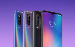 Xiaomi Mi 9: tres cámaras, carga ultrarrápida y hasta 12 GB de RAM