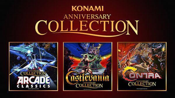 Contra', 'Castlevania' y clásicos de Konami regresan con versiones especiales