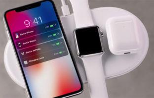 Apple cancela AirPower, su cargador inalámbrico