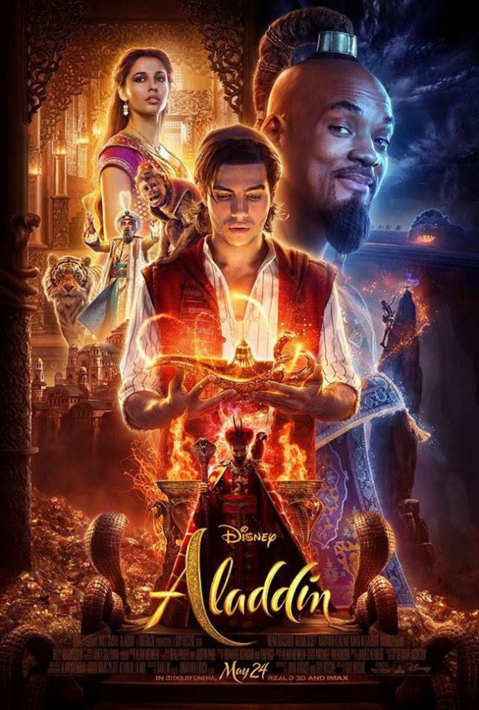 El primer tráiler del live-action de 'Aladdin' está lleno de magia y aventura