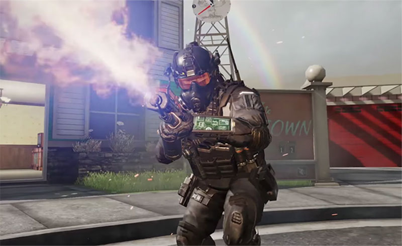 VÍDEO: 'Call of Duty' llega a iOS y Android para competir con 'Fortnite'