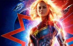 'Captain Marvel' rompe la taquilla: recauda $455 millones en su estreno
