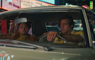 'Once Upon a Time in Hollywood' nos muestra su primer adelanto