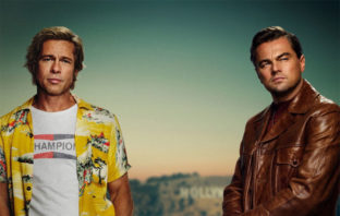 Primer póster oficial de 'Once Upon a Time in Hollywood'