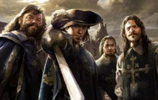 'Los Tres Mosqueteros' llegan a Netflix con una película al estilo de 'Misión Imposible'