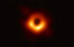 EHT presenta la primera imagen de un agujero negro