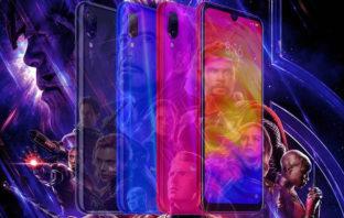Redmi anuncia alianza con Marvel previo al estreno de 'Avengers: Endgame'