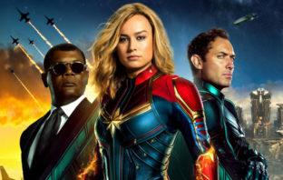 'Captain Marvel' superó los mil millones de dólares de recaudación