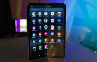 Galaxy Fold: Samsung retrasa el lanzamiento tras problemas con sus pantallas