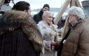 'Game of Thrones': George Lucas ayudó a dirigir el primer capítulo de la octava temporada