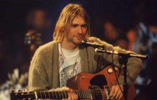 5 canciones para recordar a Kurt Cobain a 25 años de su muerte