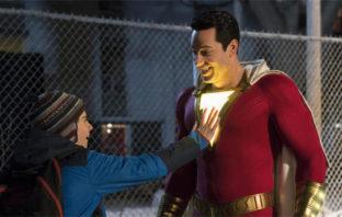 Zachary Levi reveló que le gustaría interpretar un villano de DC Comics