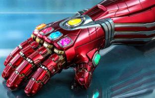 Hot Toys lanza 3 increíbles replicas del guantelete de 'Avengers: Endgame'