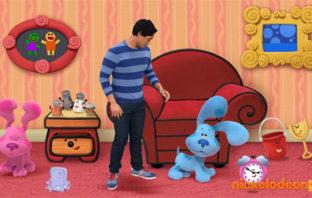 Nickelodeon lanza primer tráiler del reboot 'Las pistas de Blue'