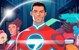 'Striker Force 7', el cómic que convierte a Cristiano Ronaldo en un superhéroe
