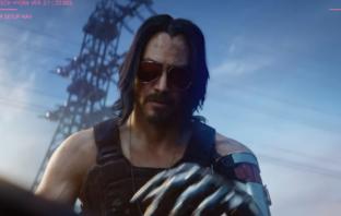 VÍDEO: 'Cyberpunk 2077' llegará en 2020 con la furia de Keanu Reeves