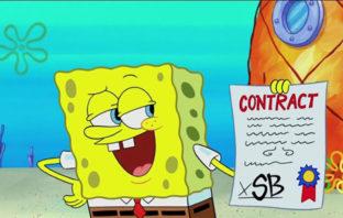 Nickelodeon hará una precuela de Bob Esponja: 'Kamp Koral'