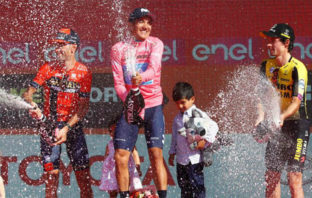 Histórico: el ecuatoriano Richard Carapaz ganó el Giro de Italia