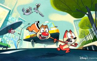 'Chip 'n' Dale' tendrán una nueva serie animada en Disney+