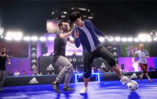 'FIFA 20' desvela el nuevo modo Volta, heredero de 'FIFA Street'